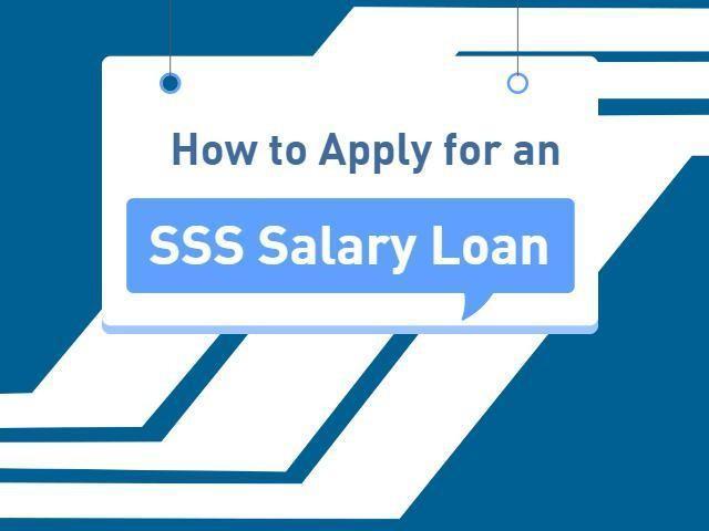 Calamity Loan Online Sss