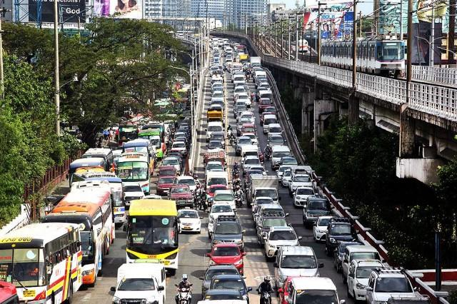 Image result for quezon city manila traffic