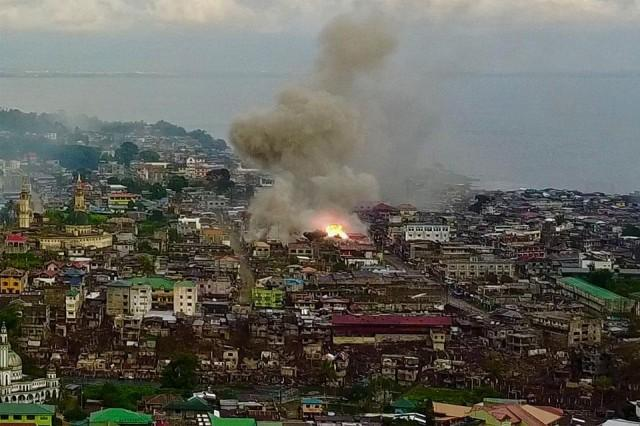 Image result for Marawi armed conflict