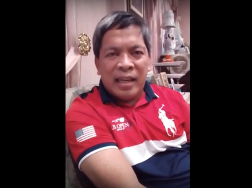 Healing Filipino Priest