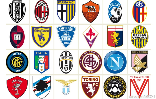Italy Football Club Badge Icons-icons-free Icon Free Download