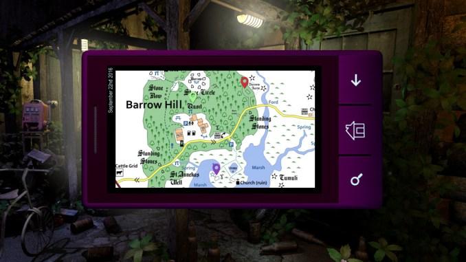 Barrow Hill: The Dark Path screenshot 2