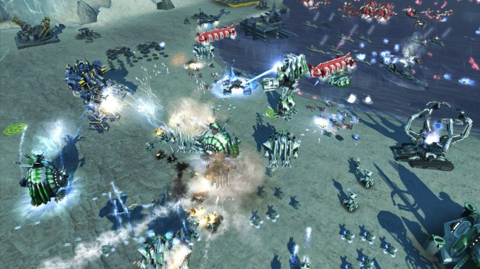 Supreme Commander (Complete) screenshot 2