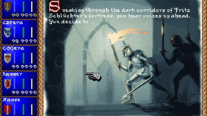 Darklands screenshot 1
