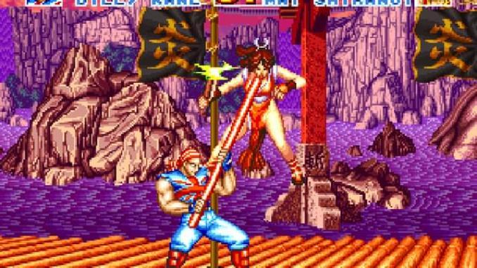 Fatal Fury Special screenshot 1