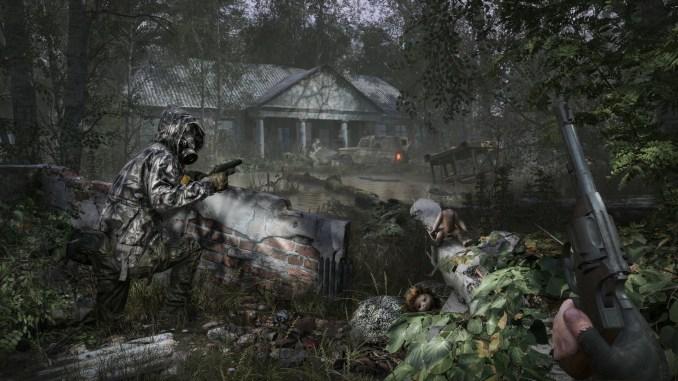 Chernobylite screenshot 2