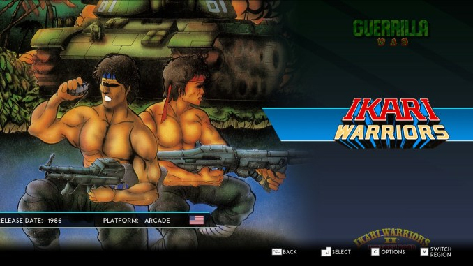 SNK 40th Anniversary Collection screenshot 2
