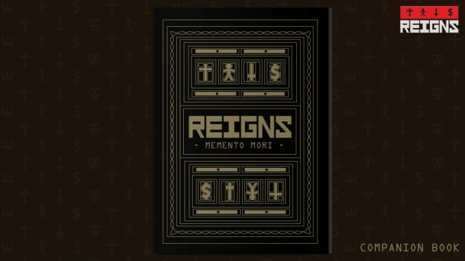 Reigns Collector's Edition screenshot 1