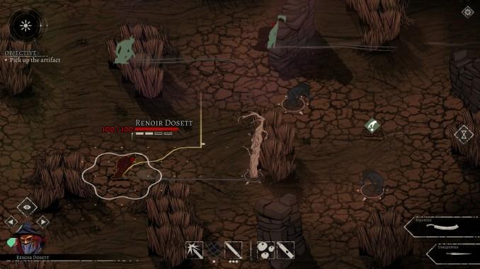 Alder's Blood screenshot 3