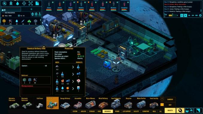 Space Haven screenshot 2