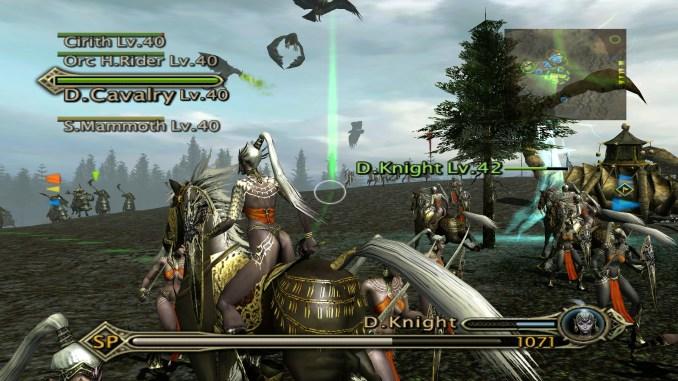 Kingdom Under Fire: Heroes screenshot 1