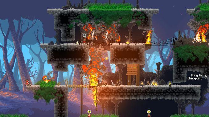 Wildfire screenshot 2