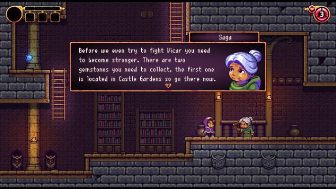 Alwa's Legacy screenshot 3