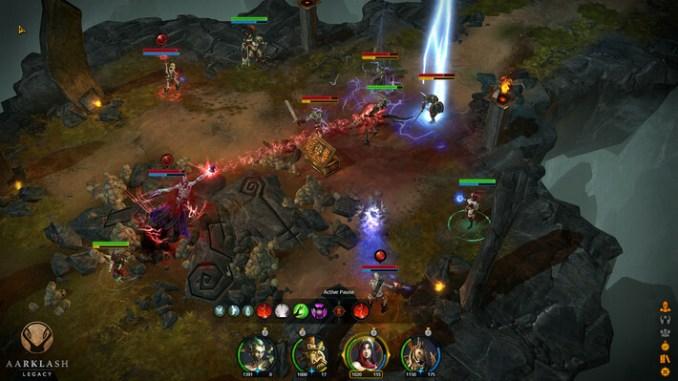 Aarklash: Legacy screenshot 1