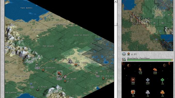 Deadlock: Planetary Conquest screenshot 3