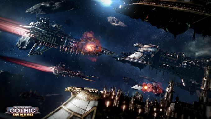 Battlefleet Gothic: Armada - Complete Edition screenshot 1