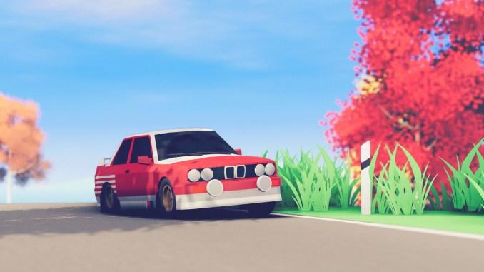 art of rally deluxe edition screenshot 1