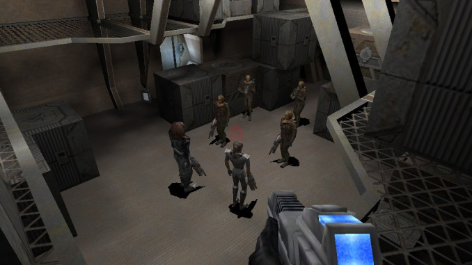 Star Trek: Voyager - Elite Force screenshot 2