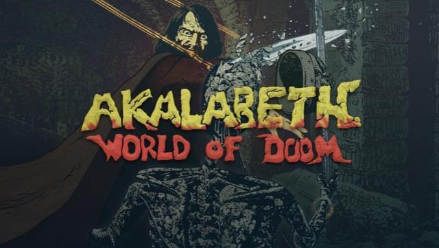 Image result for Akalabeth: World of Doom