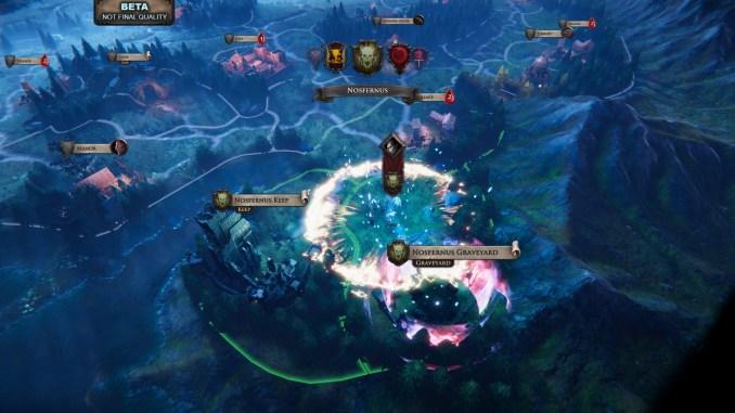Immortal Realms: Vampire Wars screenshot 2