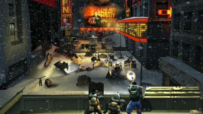 Freedom Fighters screenshot 1