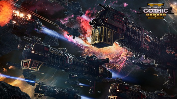 Battlefleet Gothic: Armada 2 - Complete Edition screenshot 1