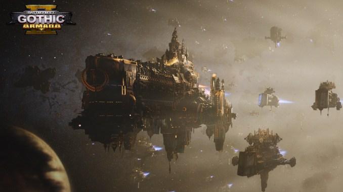 Battlefleet Gothic: Armada 2 - Complete Edition screenshot 2