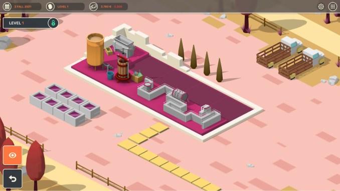 Hundred Days - Winemaking Simulator screenshot 3
