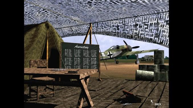 European Air War screenshot 2