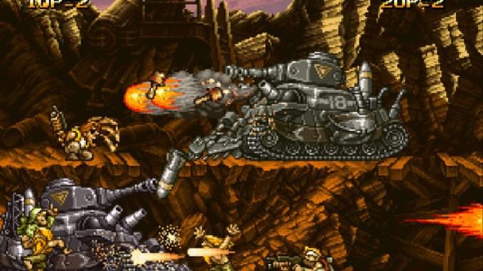Metal Slug screenshot 2