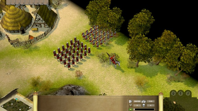 Praetorians - HD Remaster screenshot 1