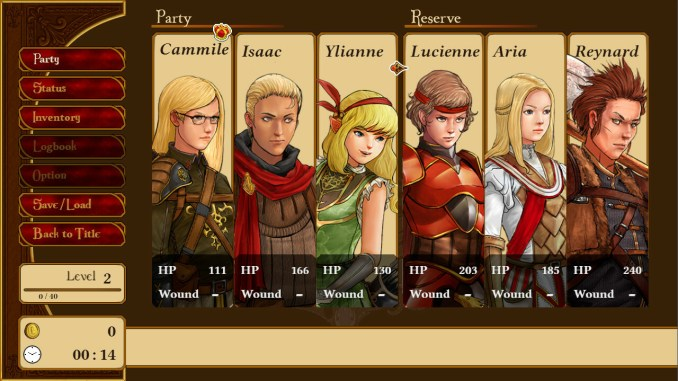 Celestian Tales: Old North screenshot 2