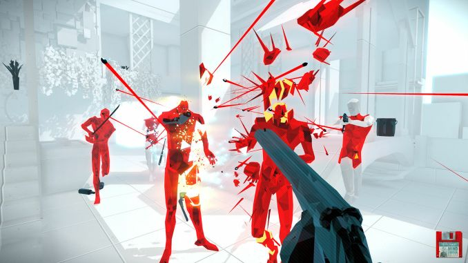 Superhot: Mind Control Delete screenshot 1