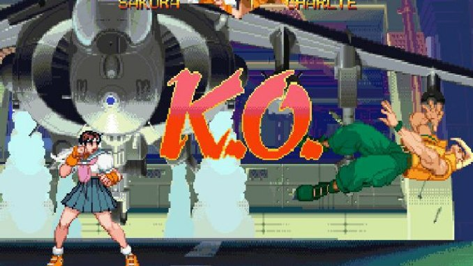Street Fighter Alpha 2 screenshot 3