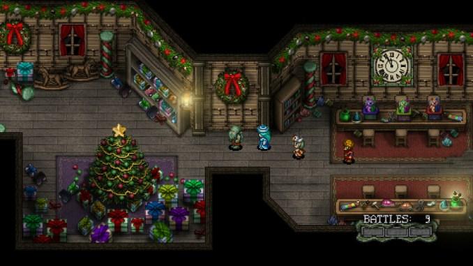 Cthulhu Saves Christmas screenshot 3