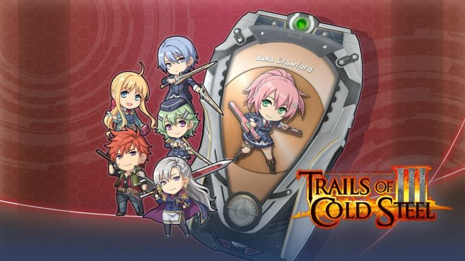 The Legend of Heroes: Trails of Cold Steel III Digital Limited Edition screenshot 2