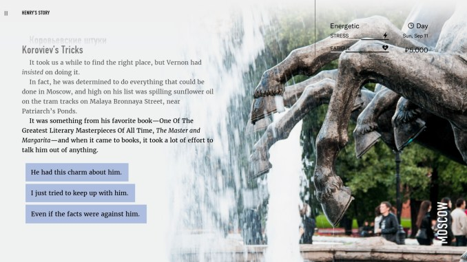 Wanderlust: Transsiberian screenshot 1