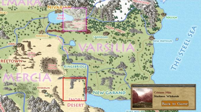 Exiled Kingdoms screenshot 3