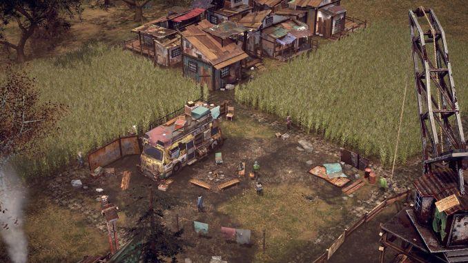 Endzone - A World Apart Save the World Edition screenshot 2