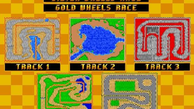 Wacky Wheels screenshot 1