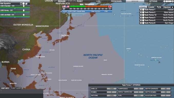 Victory at Sea Pacific screenshot 2