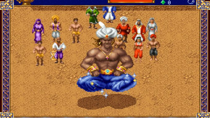 Al-Qadim The Genie's Curse screenshot 3