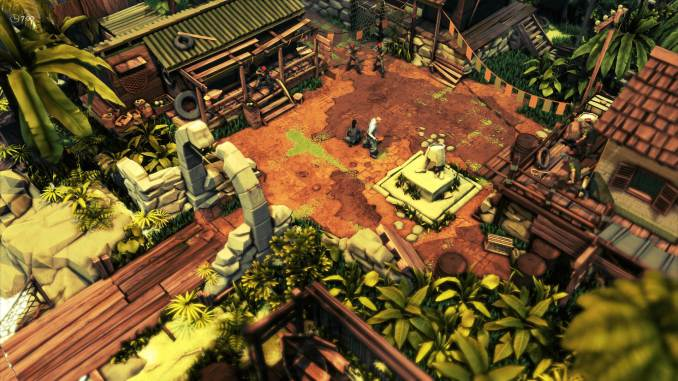 Jagged Alliance: Rage screenshot 3
