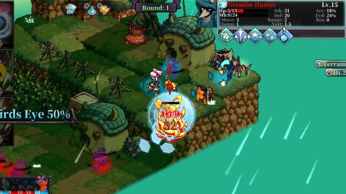 Fae Tactics screenshot 1