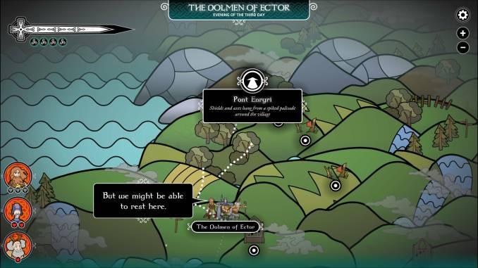 Pendragon screenshot 3