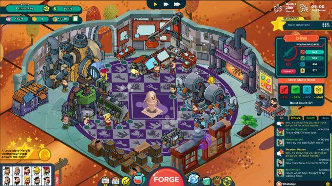 Holy Potatoes! A Weapon Shop?! screenshot 1