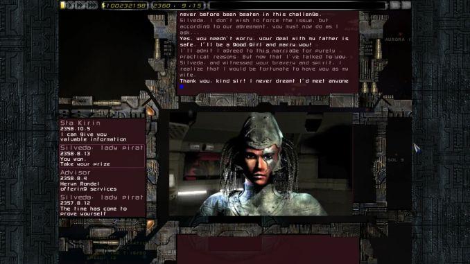 Imperium Galactica II: Alliances screenshot 1