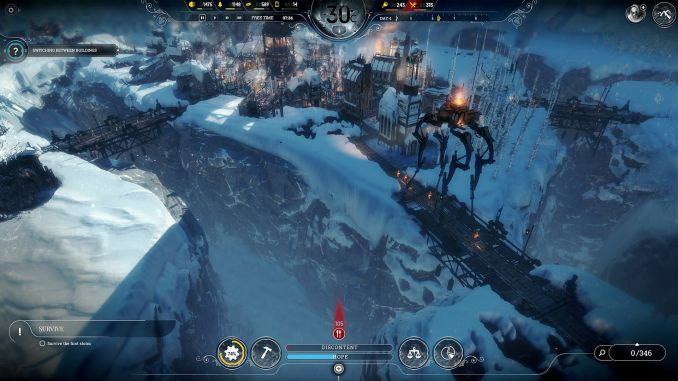 Frostpunk: Game of the Year edition screenshot 2