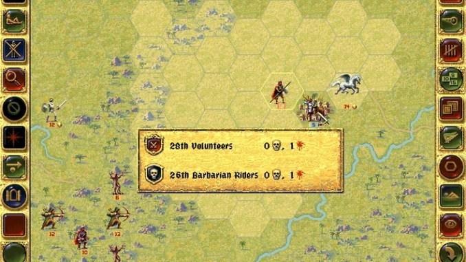 Fantasy General screenshot 3