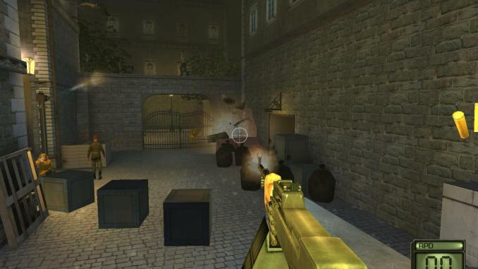 Soldier of Fortune II: Double Helix - Gold Edition screenshot 3